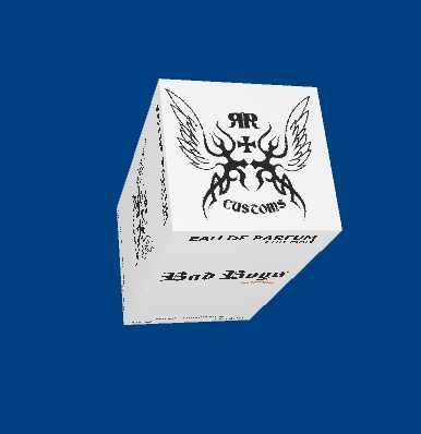 Pudełko Klub 6x6x12 cm 3 c